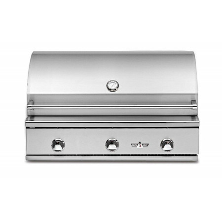 Delta Heat 32-inch Built-in Premier Outdoor Gas Grill Non Rotisserie Model