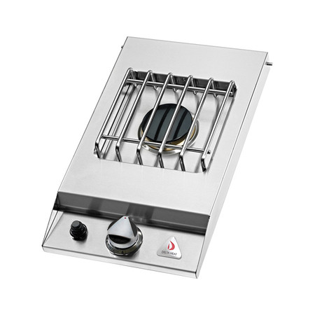 Delta Heat Built-In Single Side Burner, Drop In (L/N)