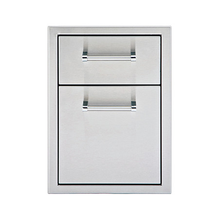 Delta Heat 13 inch Double Drawer