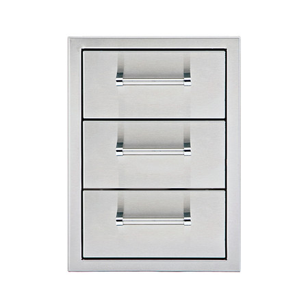 Delta Heat 13 inch Triple Drawer