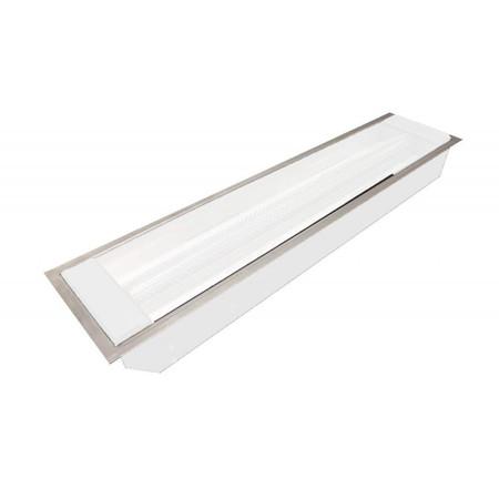 Firegear Stainless Steel Trim Piece for L Series Burner Kits, 60-inch
