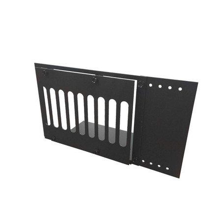 Firegear Paver Vent Kit with Mounting Plate and Lintel, 5.625x8-inches