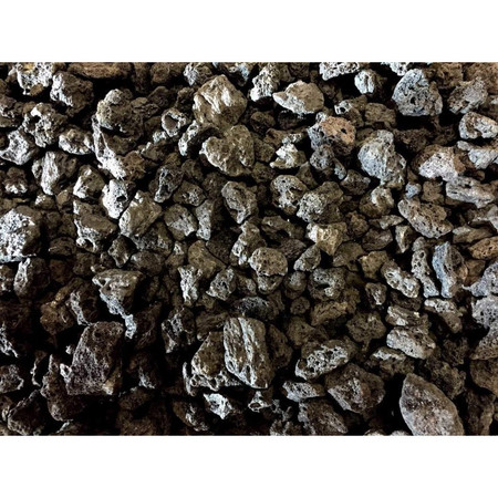 Firegear Black Lava Rock, 10 pounds