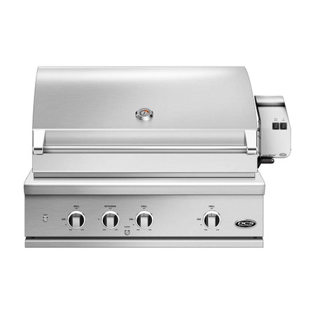 DCS 36 Inch Evolution Grill Rotisserie and Charcoal