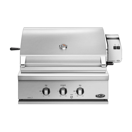 DCS 30 Inch Traditional Grill with Rotisserie