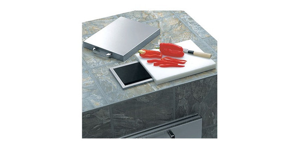 Lynx Countertop Trash Chute with Cutting Board & Cover