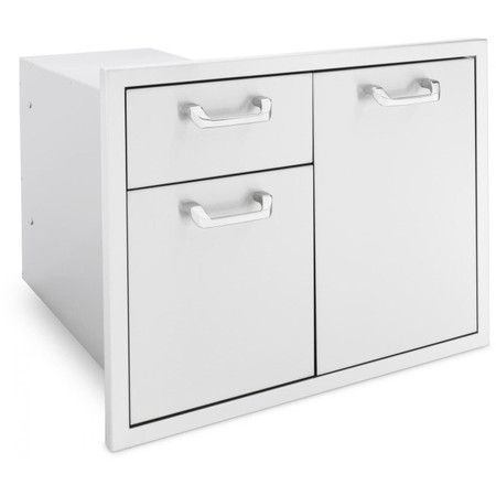Lynx Professional Classic 30 Inch Trash Drawers Combo Unit (LTA30)