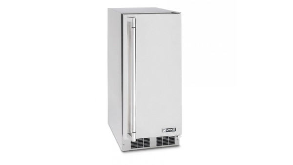 Lynx 15 Inch Ice Machine, Right Hinge
