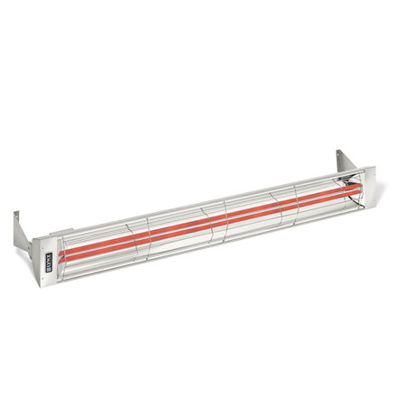 Lynx 61 Inch Electric Dual Element Heater, 240 V, 6000 W with Stacked Control