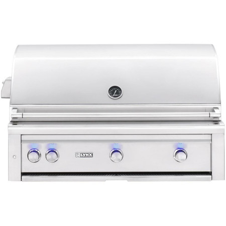 Lynx Built-in Grills- 1 Trident with Rotisserie (L42TR)