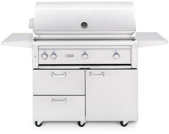 "Lynx 42"" Freestanding Grills- 1 Trident with Rotisserie (L42TRF)"