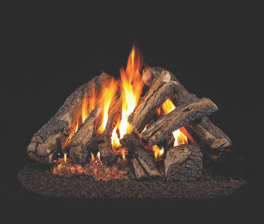 Real fyre Western Campfyre Vented Log Set (WCF-24), 24-Inch