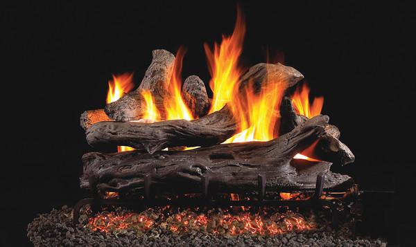 Real Fyre Coastal Driftwood Vented Gas Logs (CDR-18), 18-Inch
