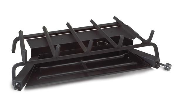 Real Fyre G46 Triple Burner System with Safety Pilot Kit, 30-Inch Burner System Only (Logs not included)