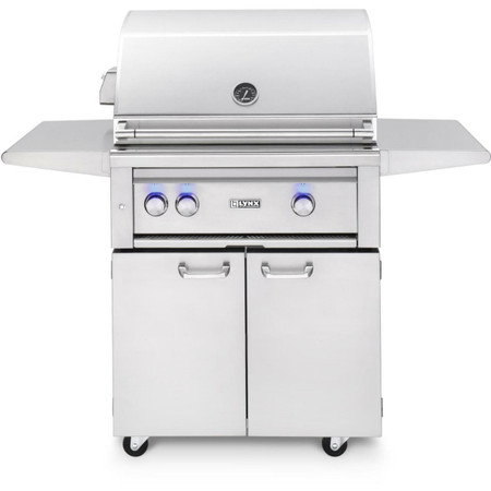 Lynx Freestanding Grills- All Trident with Rotissorie