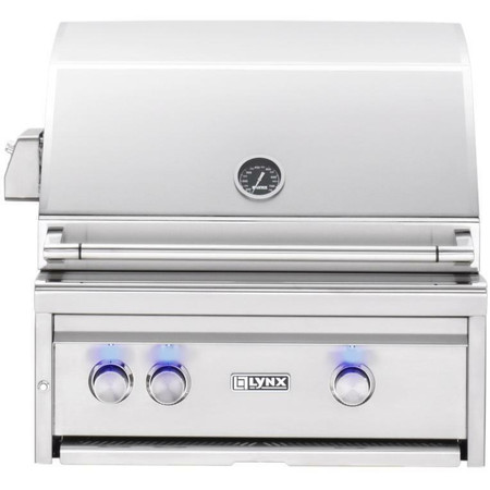 "Lynx 27"" Built-in Grills with Rotisserie (L27R-3)"