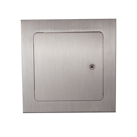 RCS Stainless Steel Recessed Access Door 6 x 6