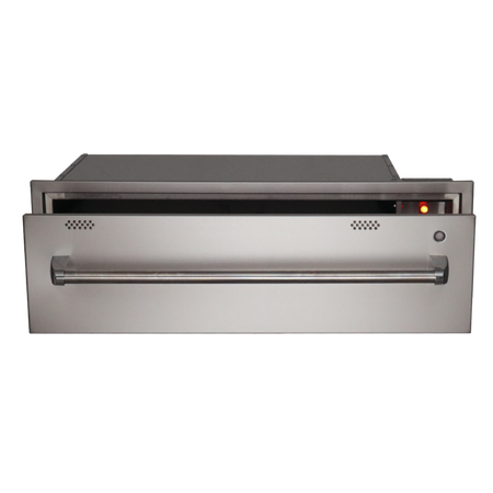 RCS Stainless Warming Drawer