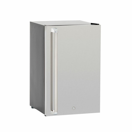 "Summerset 21"" 4.5c Deluxe Compact Refrigerator (Left-to-Right Opening) (SSRFR-21D)"