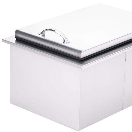 SummerSet Small Drop-in Bucket w/ 20lb Ice Capacity