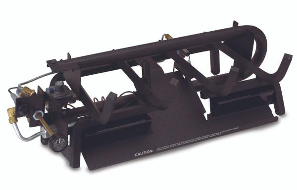 Real Fyre G10 Vent-Free Burner System, 24/30 Burner System Only