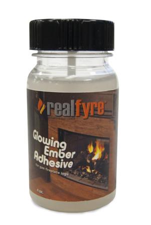 Real Fyre Glowing Ember Adhesive - 4 oz