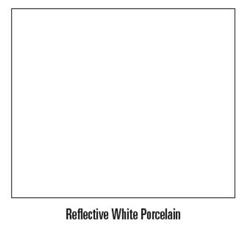 Empire VBP36LWR White Porcelain Liner with Burner Cover For Boulevard 36