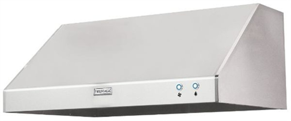 """Fire Magic 48"""" Stainless Steel Vent Hood"""
