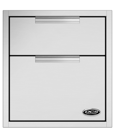 DCS 20-Inch Double Tower Drawer