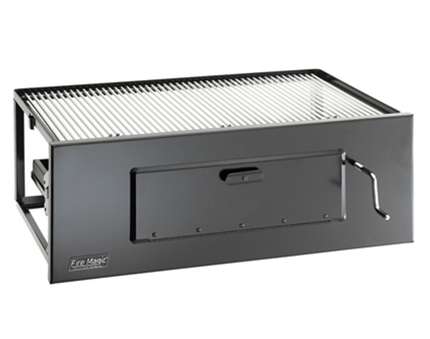 Fire Lift a fire charcoal grill small