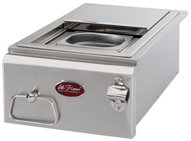 "Cal Flame 12"" Cocktail Center"
