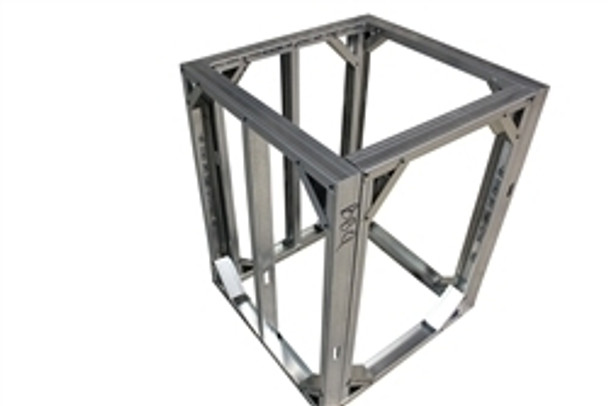 DIY BBQ 90 degree Modular Corner Section Bar Height