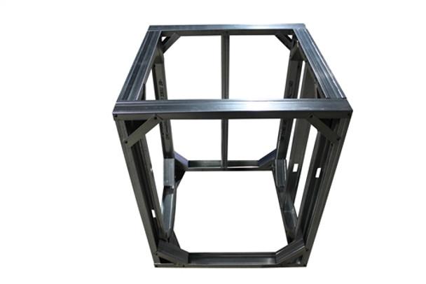 DIY BBQ 90 degree Modular Corner Section