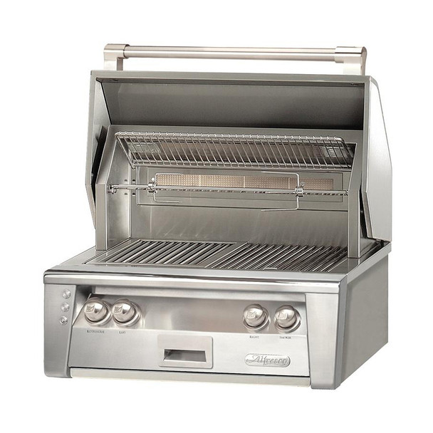 Alfresco 30-Inch ALXE Built-In Gas Grill (ALXE-30)