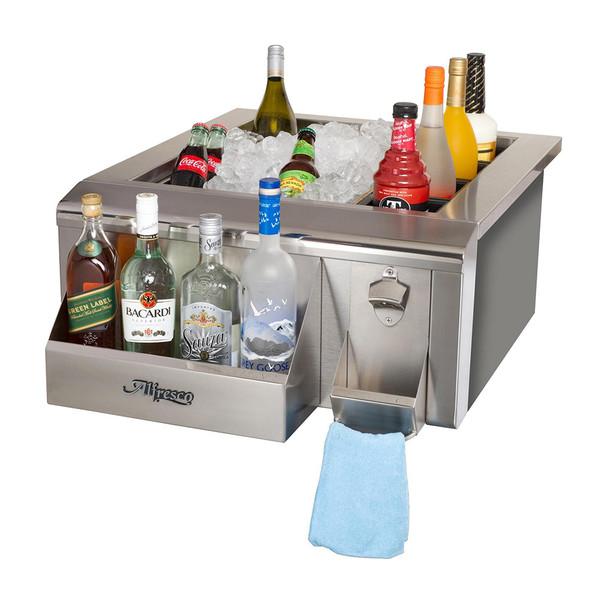 Alfresco 24-Inch Versa Bartender & Sink-AGBC-24 (AGBC-24)
