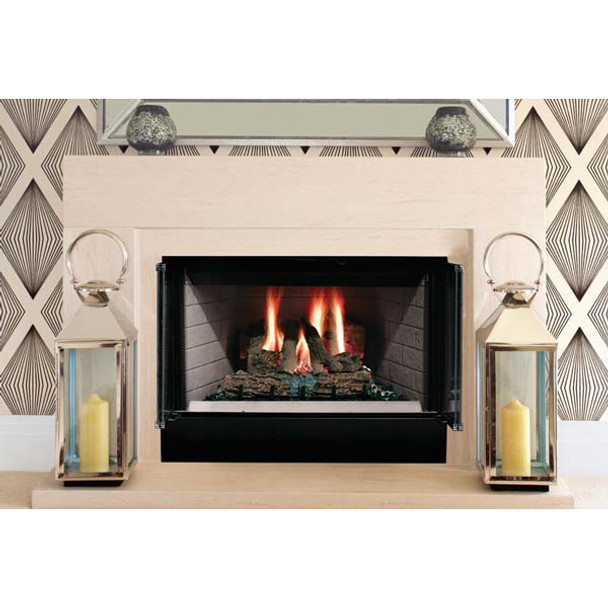 Majestic Sovereign Radiant Wood Burning Fireplace 36 Inch