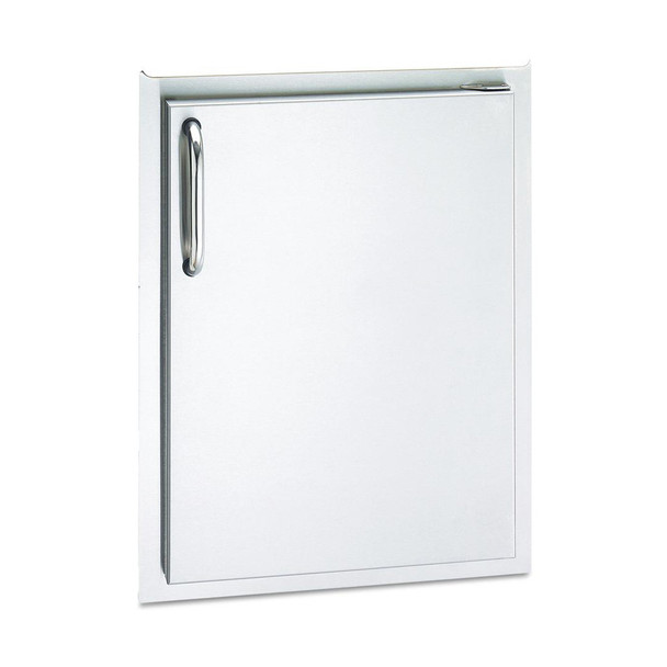 AOG 17-Inch Right Hinged Single Storage Door-24-17-SSDR