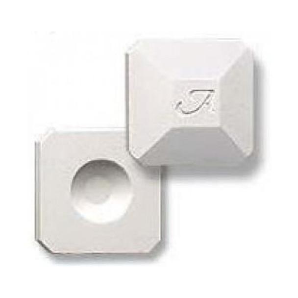 Alfresco Pack Of 24 Ceramic Briquettes
