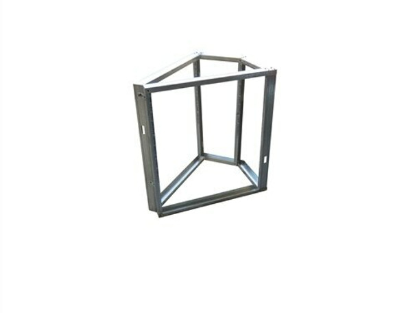 DIY BBQ 45 Degree Modular Corner Section Bar Height