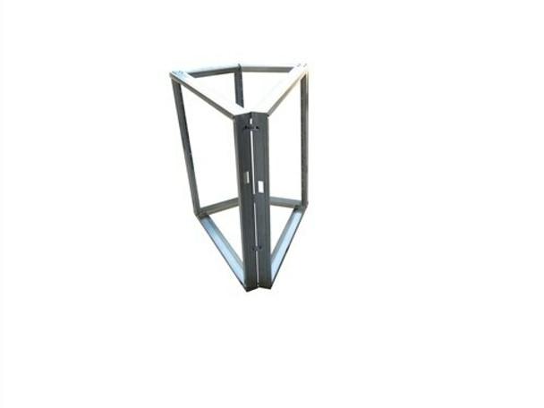 DIY BBQ Quick Panel™ 45 Degree Modular Corner Section Bar Height