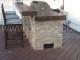 DIY BBQ Split Bar Counter Top