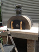 Do It Yourself Cortile Barile Pizza Oven Form Kit Package 1