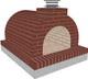 Do It Yourself Large Foam Pizza Oven Form Kit Package Deal