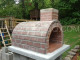 Do It Yourself Foam Pizza Oven Form Kit