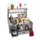 Alfresco Bottle Opener With Towel Bar For AGBC 30 Add-Img-1