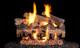 Real fyre Gnarled Split Oak Vented Log Set (GO-36), 36-Inch