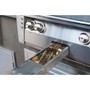 Alfresco 36-Inch ALXE Built-In Gas Grill with Rotisserie