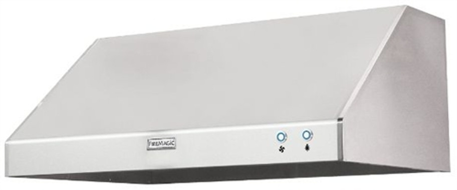 """Fire Magic 60"""" Stainless Steel Vent Hood"""