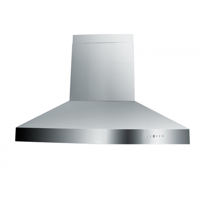 "36"" Stainless Steel Outdoor Vent Hood Island"