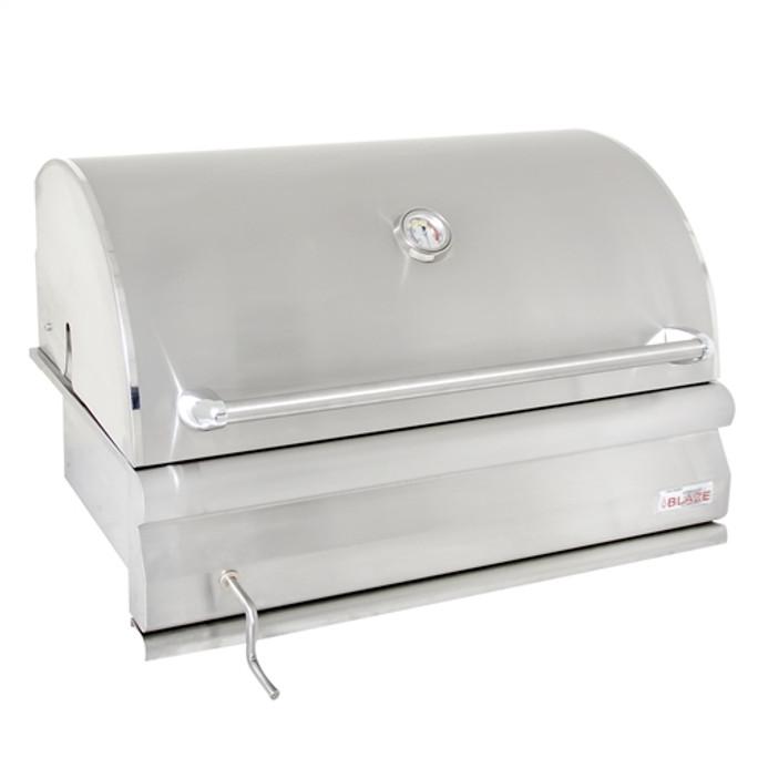 Blaze charcoal grill